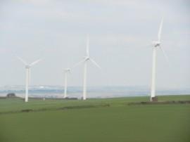 Wind Farm © Sarah Burroughs