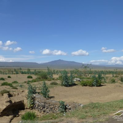 Beautiful Kenyan scenery
